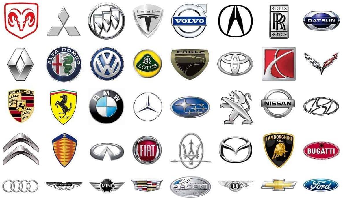 Automerken Lijst
